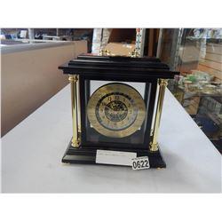 BOMBAY WORLD MANTLE CLOCK