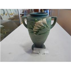 ROSEVILLE VASE - SMALL CHIP ON HANDLE