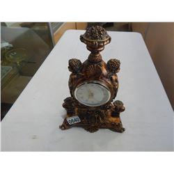 DECORATIVE MANTLE CLOCK