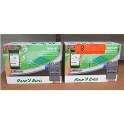 Qty 2 Boxes Rain Bird Bluetooth 1 Station Control  Modules TBOS-BT1