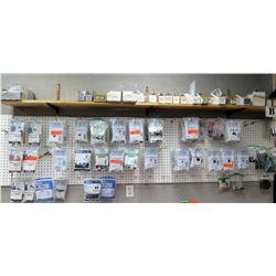 Multiple Misc Assorted Size Nozzles, Rotators, etc