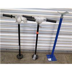 Qty 2 Turbo Trim Pro Ratchet TTRT-100 for Golf Sprinklers & Christy's WT-PSSM-100 Riser