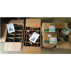 Qty 5 Boxes Rain Bird Anti-Siphon Valves, PEB & PESB Valves, 5000+ & 5004+ SAM, etc