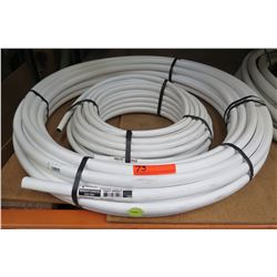 Qty 2 Netafim 820 060 Bright White 100' Hoses 19951-000037/40510-000943
