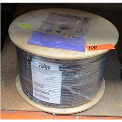Wooden Spool Paige 8/2 Max 30 V Low Voltage 500' Lighting Cable 180215