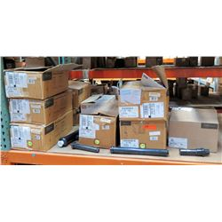 """Qty 7+ Boxes TORO 12"""" Side Inlet, 570Z Series Fixed-Spray Sprinklers, Pop-Up Assy, etc"""