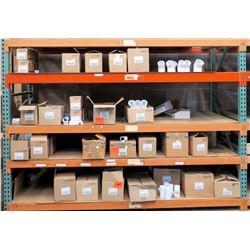 Multiple Misc Sizes LASCO Fittings: PVC Tees, Elbows, etc