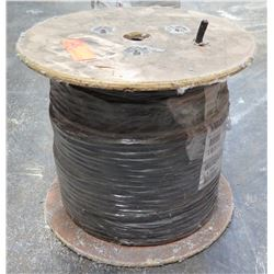 """Wood Spool Paige 18AWG 1C D/B 500"""" Irrigation Cable 180091"""