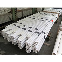 "Multiple Misc 20' Long x 1-1/4-2"" JM Eagle IPS PVC 1120 SDR 21 Pipe"