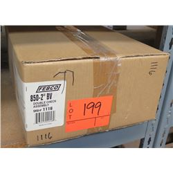 "Case FEBCO 850-2"" BV Double Check Assembly #1116"