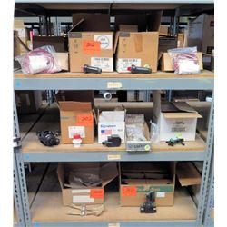 Multiple TORO Low Pressure Master Packs, Paige Irrigation Cable, Signature Solo Rain, etc
