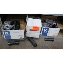 """Qty 3 Boxes of 20pcs K-Rain RPS Select 3/4"""" & RPS 75i 3/4"""" Rotors"""