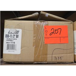 """Case FEBCO 850-11/2"""" BV Double Check Assembly #1115"""