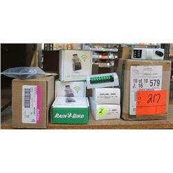 Multiple Rain Bird LNK WiFi Modules, 6 Station Modules, Wireless Rain/Freeze Combo, etc