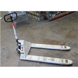 JET Warehouse Manual Pallet Jack Truck
