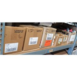 """Multiple LASKO Fittings Repair Couplings 1""""-1-1/2"""" #21125/21126/21127 & Valve Sockets"""
