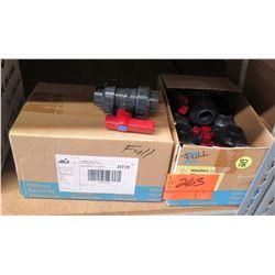 Case Fluidra USA Trace Logistics 32219 & MA2003 Valves