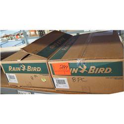 Qty 2 Cases Rain Bird 150PGA Angle Valves 830410