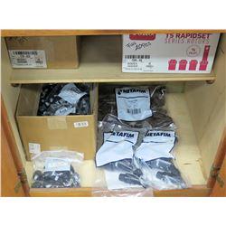 Misc TORO T5 RapidSet Series Rotors & Netafim TLCK Tees