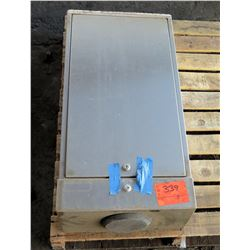 Locking Electrical Switch Box