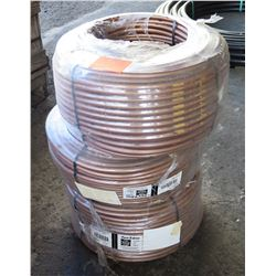 Qty 3 Coils Rain Bird Spacing Subsurface Drip Line
