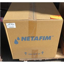 "Box of 5pcs Netafim TECHLCV 560 050 0.9 GPH 12"" 100' MT 14696-000100"