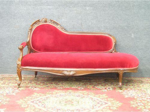 Longue V Une Chaise Victorienne En PalissandreA doQreCxBWE