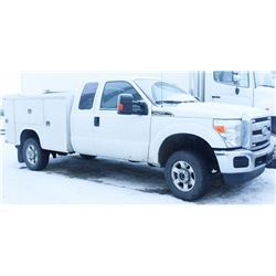 2013 FORD F250 SERVICE TRUCK