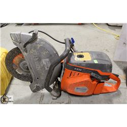 HUSQVARNA K970 POWER CEMENT CUTTER