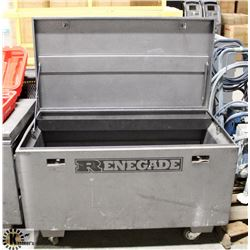 RENEGADE ROLLER JOBSITE TOOLBOX.