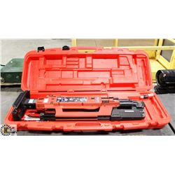 HILTI DX-860-HSN, ACTUATED FASTENING TOOL