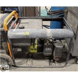 HOMELITE LR2300 GAS POWERED GENERATOR