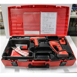 HILTI SET DX 351 BT/HILTI SBT 4000-A