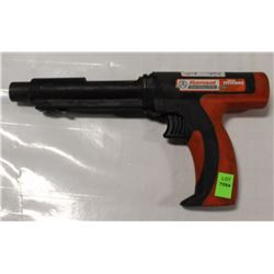 RAMSET MASTER SHOT POWDER ACTUATED TOOL