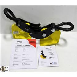 CAMLOK HORIZONTAL PLATE CLAMP TYPE: CH 4000 MALE