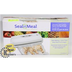 SEAL-A-MEAL VACUUM SEALING SYSTEM (WKG)