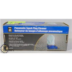 PNEUMATIC SPARK PLUG CLEANERS