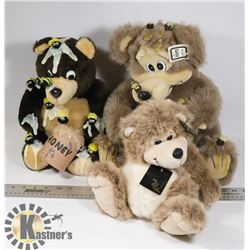 FLAT OF COLLECTIBLE TEDDY BEARS