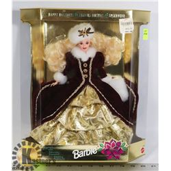 SPECIAL EDITION HAPPY HOLIDAYS CHRISTMAS BARBIE
