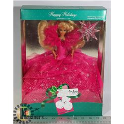 1990 SPECIAL EDITION HOLLIDAY BARBIE