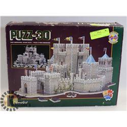 3D CAMELOT PUZZLE