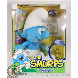 "SEALED ""SMURFS"" 50TH ANNIVERSARY"