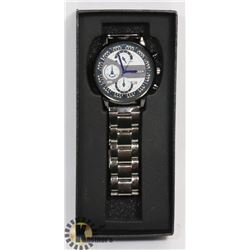 NEW MIGEER MENS QUARTZ WATCH.