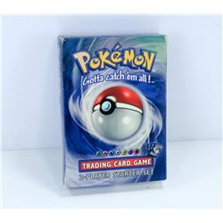 1999 POKEMON STARTER SET NEW
