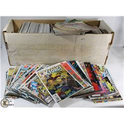 BIG BOX OF MISC COMICS (OVER 200) MARVEL, DC AND