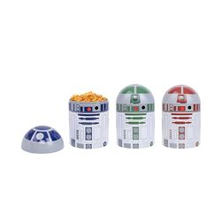 STAR WARS KITCHEN STORAGE SET NEW