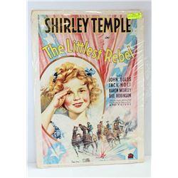 SHIRLEY TEMPLE VINTAGE PRINT