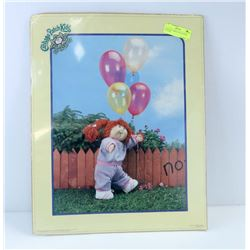 VINTAGE CABBAGE PATCH KIDS PICTURE
