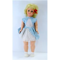 LARGE VINTAGE DOLL IN BOX