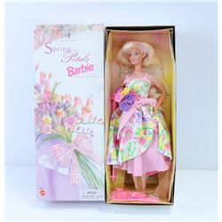 AVON EXCLUSIVE SPRING PETALS BARBIE